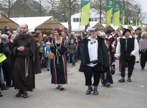 Avothea kleedt de livinusstoet in Sint-Lievens-Houtem!
