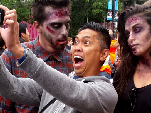 Avothea sponsort de zombiewalk Gent 2016!