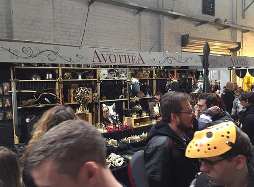 Avothea is aanwezig op Comic Con brussel!
