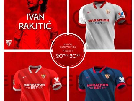 "Valvoline""V""衣袖標誌,亮相西維爾足球俱樂部新賽季球衣!"