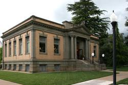 Corner of Jefferson and Hickory
