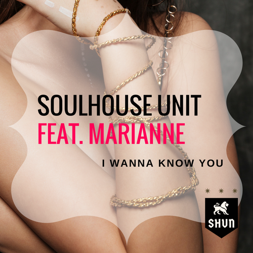 Soulhouse Unit feat. Marianne - I Wanna Know You (Single Cover)