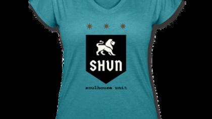 Soulhouse Unit Women's T-Shirt (Green) Logo