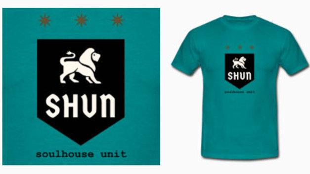 Men's SHUN Logo T-Shirt (Green)