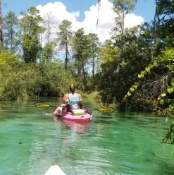 Florida, FL, Kayaking Tours, Weeki Wache