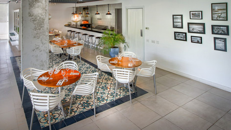 Restaurante Mansa - Buenaventura ELE Architectos (Panama)
