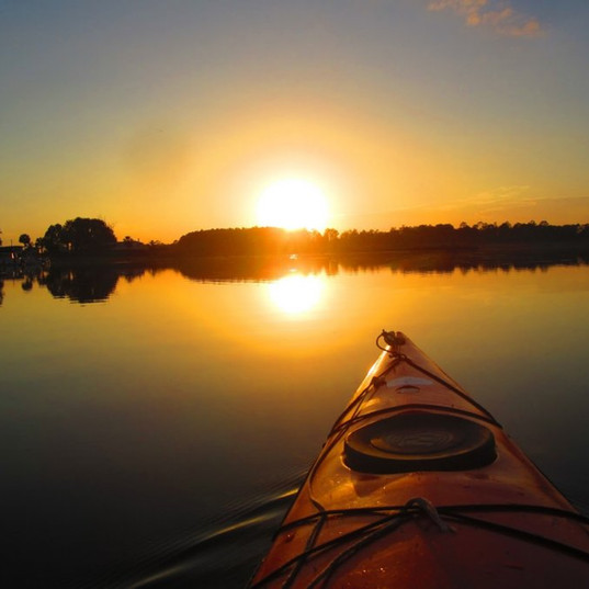 Sunset Kayak Tour_Orlando_East Lake Toho
