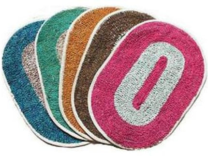 Door Mat Collections Assorted (Set Of 5)