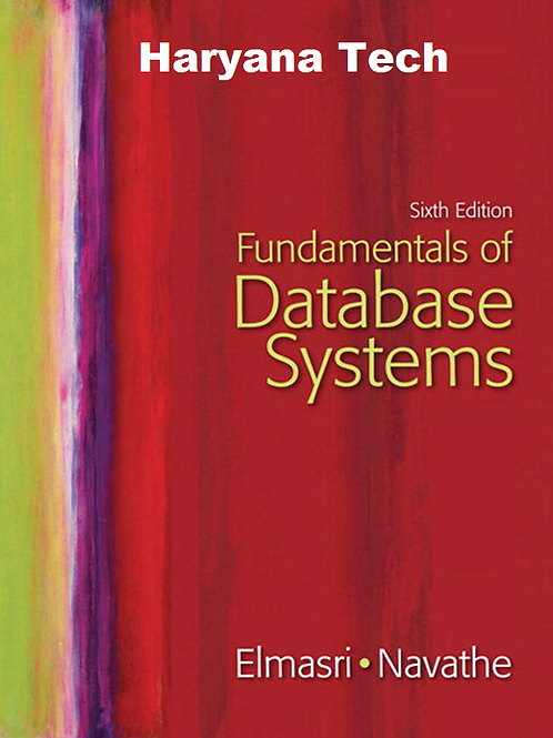 Data Base Management System E-Book