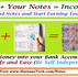 Earn Money by Uploading Notes in India | Sell Handwritten Notes
