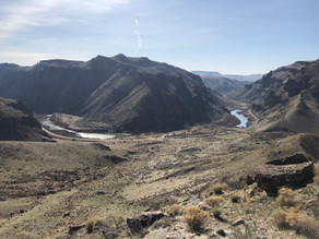 Lower Owyhee Canyon: History, Recreation, & Conservation