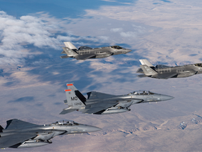 The US Air Force & the Owyhee