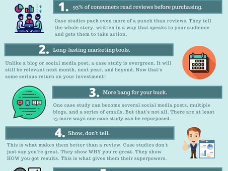 5 Reasons Why You Need a Case Study