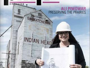 PINK Magazine - Preserving the Prairies