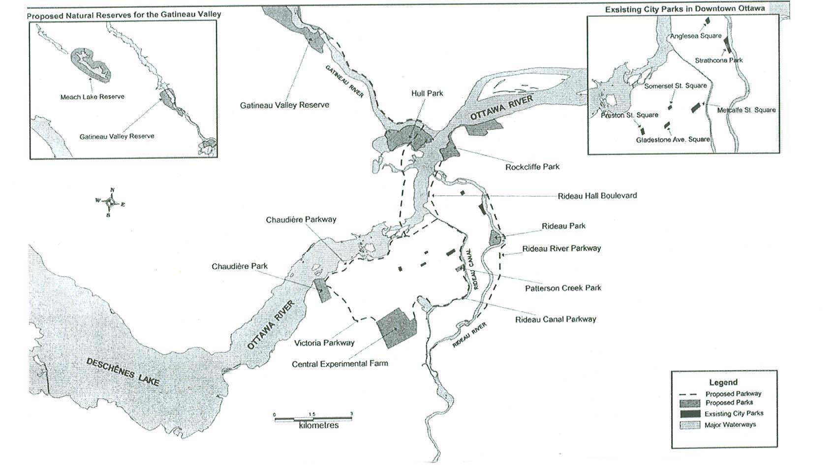 Glebe map1