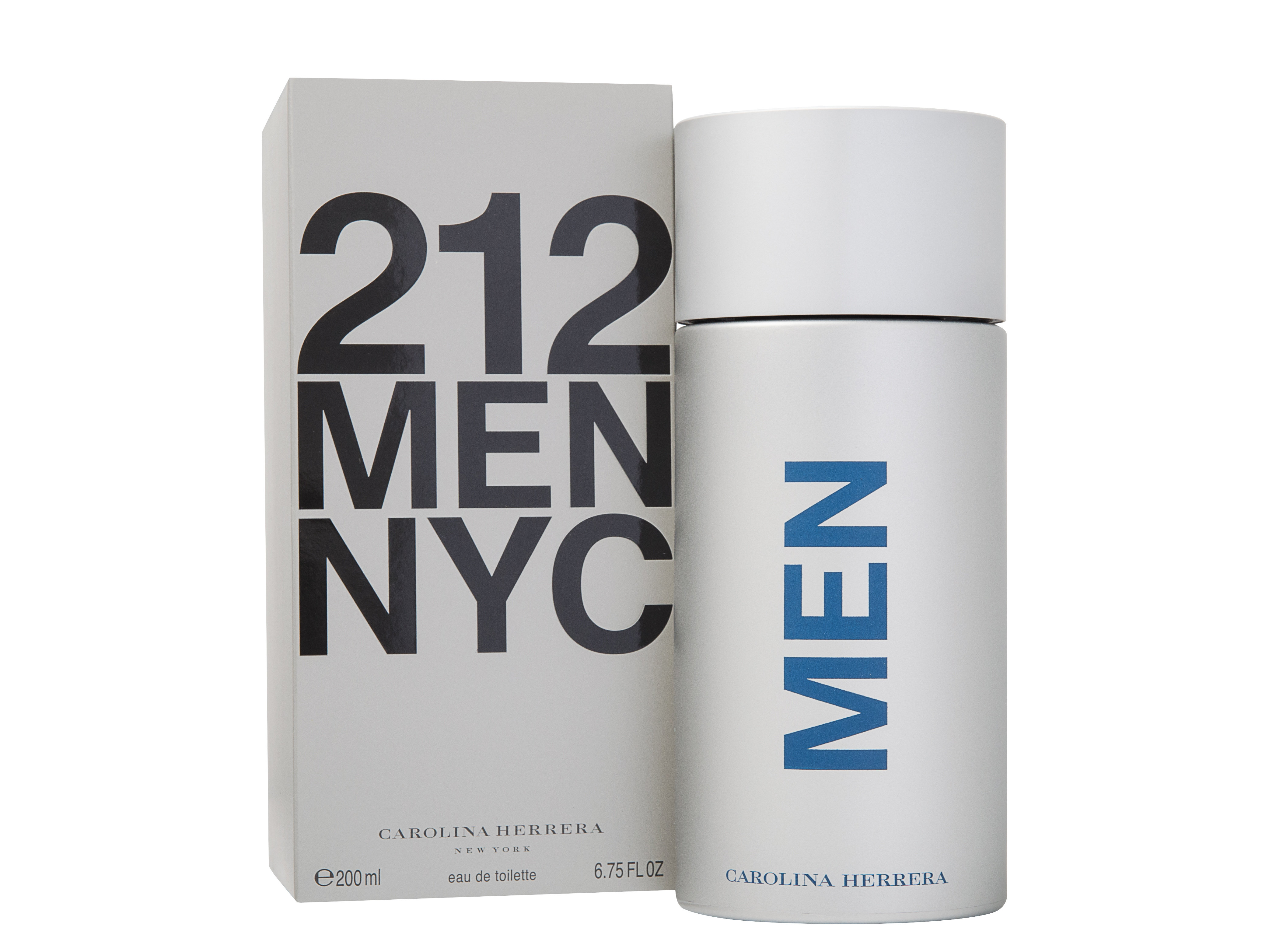 d5e924b642 Carolina Herrera 212 Men EDT 200ml. 212 NYC Men is designed for the  dynamic, attentive and, at the same time, masculine man who is intelligent  and has a ...
