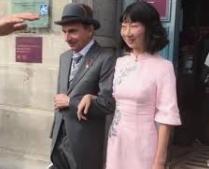 Après le mariage de Michel Houellebecq...