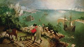 Énée et la chute d'Icare