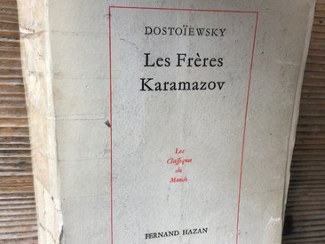 Vous avez lu Les Frères Kamazov ?