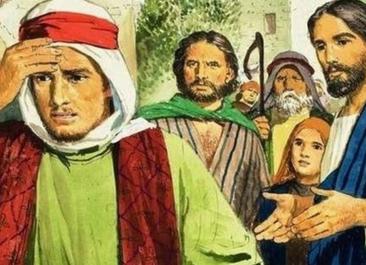 Jésus s'élança plein d'enthousiasme dans le communisme
