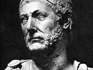 Le dialogue d'Hannibal et de Scipion
