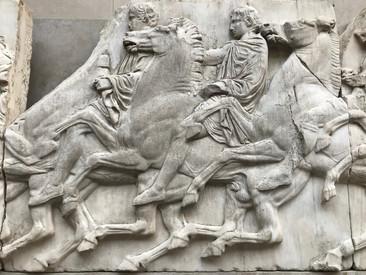 Une visite au British Museum