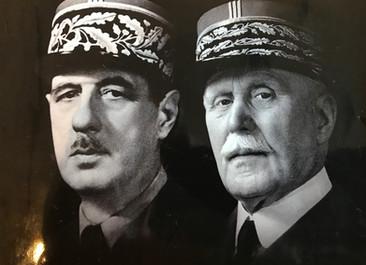Pétain et de Gaulle, des vies parallèles
