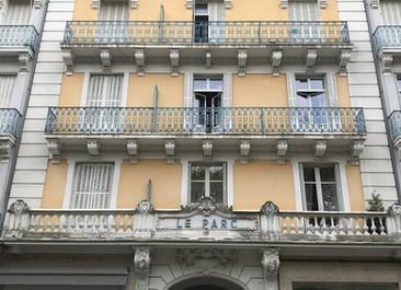Un été sous l'Occupation (suite) : de passage à Vichy