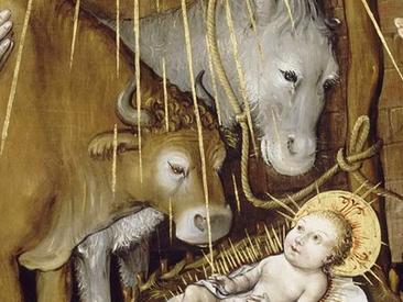 Comment l'âne entra dans l'église