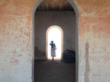 Une rencontre à Gorée