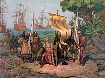 La colonisation avait pourtant bien commencé...