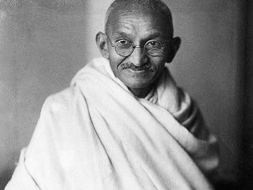 La sagesse de Gandhi
