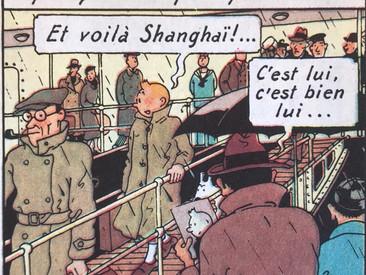 Tintin anticolonialiste