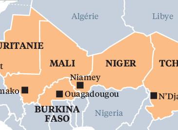 Emmanuel Macron et le Sahel