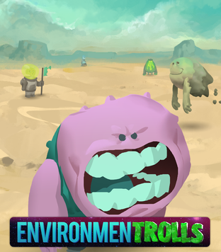Josh Godin - Environmentrolls