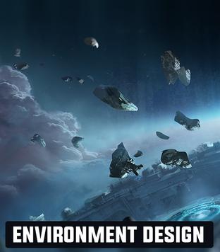 Josh Godin - Environment Concept Art
