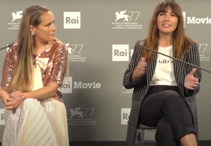 Ana Rocha de Sousa e Lúcia Moniz