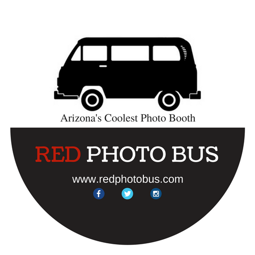 Red Photo Bus 4 Hour Event