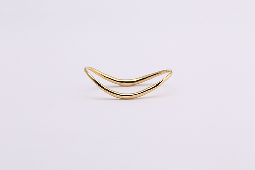 Two Fingers Ring    R-4