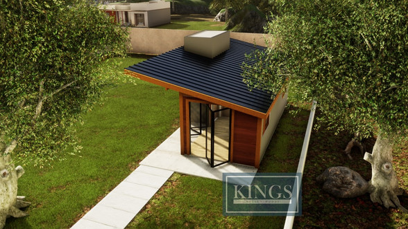 "Modular ""Kings"" Vista Aérea"