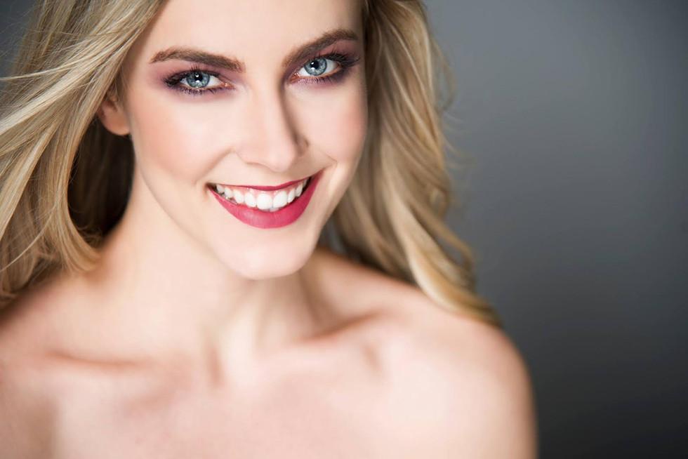 Make-up artistry in Calgary