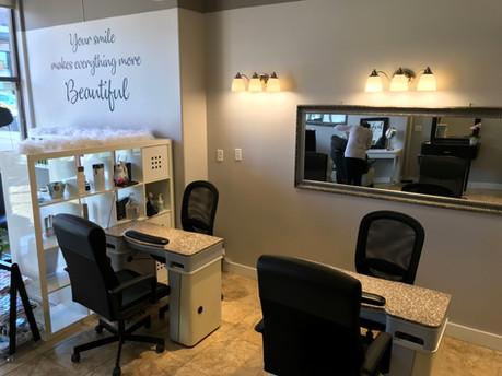Boulevard Salon & Esthetics Maincures and Pedicures