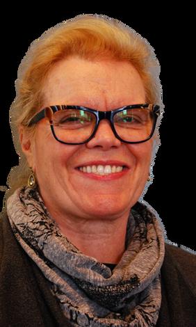 Kim Hildred, Senior Warden
