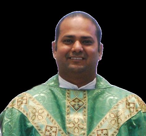 The Rev. Vijayathasan Daniel Jeyaruban