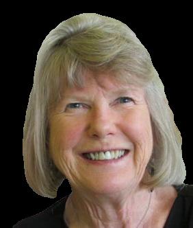 Susie Jones, Senior Warden