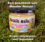 VeggieBel, Veggie-Naise Vegan Mayonnaise with Aquafaba