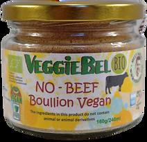 Organic Vegan NO-Beef Instant Bouillon