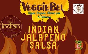 Jalapeno Salsa VeggieBel