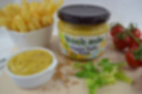 Vegan BIO Fabie (Curry) Saus met Aquafaba