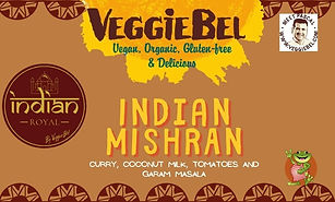 indian mishran by VeggieBel